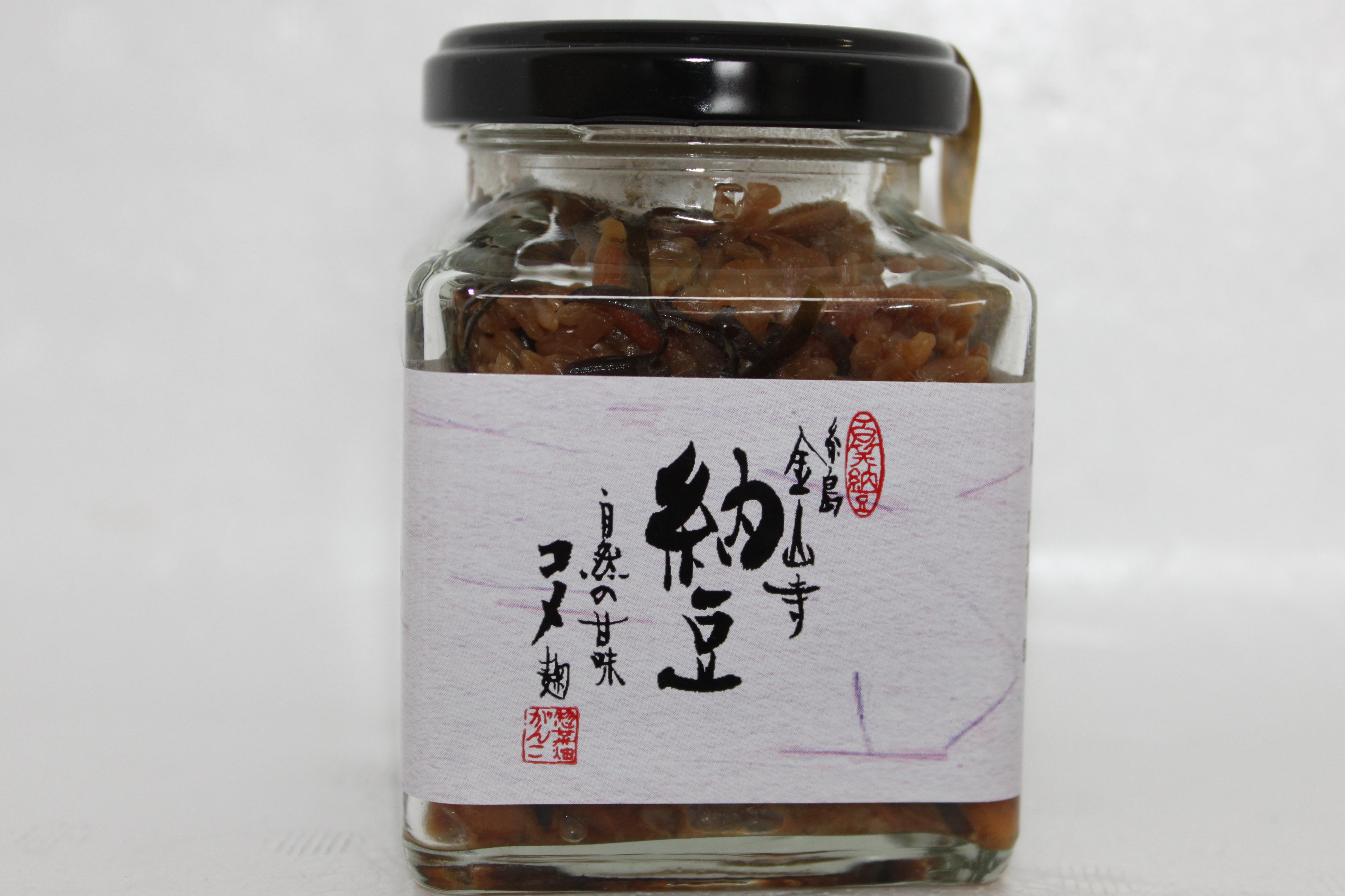 kinzanji-kome